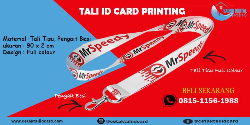Cara Sukses Menjalankan Usaha Pembuatan Tali Id Card Printing