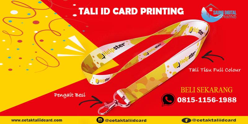 Tips Mendapatkan Tali Id Card murah